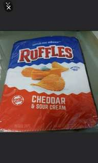 RUFFLES CHEDDAR & SOUR CREAM Laptop/Document Sleeve/Bag