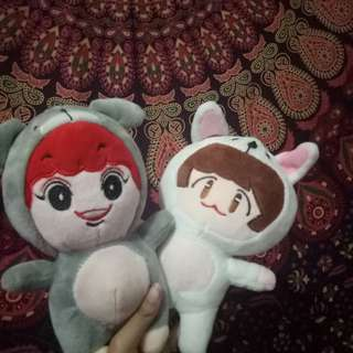 ChanBaek doll