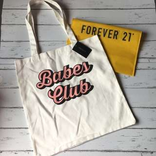 Forever21 Tote Bag