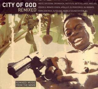 Antonio Pinto - City of God Remixed Vinyl (Germany 2003)