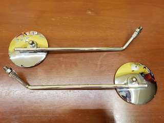 Vespa Mirrors (long stem)