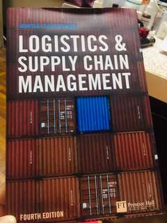 Logistics & supply chain management By Martin Christopher (4th edition)