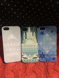 冰雪奇緣系列 iPhone 5/5s Case