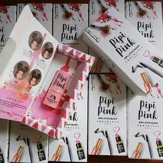 Pipi Pink Doll Stick Blusher 😍READY STOCK😍