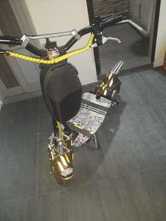Escooter Evo 48V 1000W