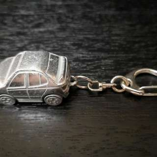 Small Car key ring