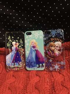 Elsa & Anna iPhone 5 / 5S case