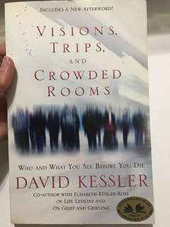 Visions, trips and crowded rooms by David Kessler