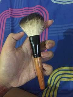 Powder and blush brush kuas bedak
