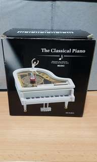Classical Piano Music Box