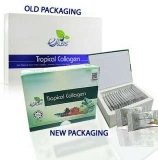 Tropical collagen