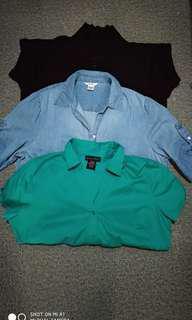 Plus size XXL blouse 2xl