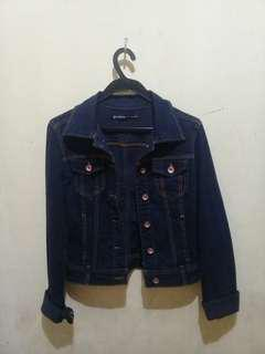 STRADIVARIUS DENIM JACKET