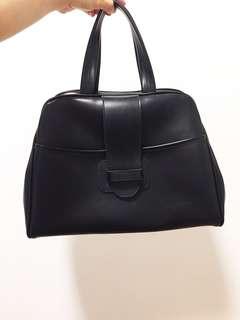 Comme des Garcons Black Bowler Bag