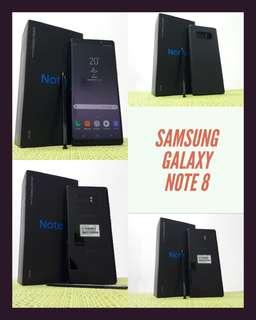 Samsung Galaxy Note 8 Dual/DUOS Mulus Like New Fullset Original