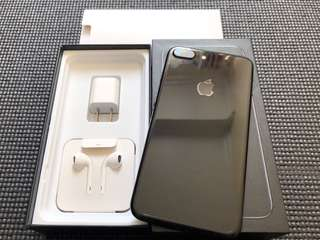 Iphone 7 Plus 128gb Factory Unlocked Jet Black 100% Smooth Complete