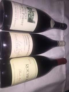 Pinot Noir set 1