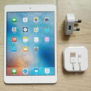 Apple iPad Mini Wifi 16GB white colour