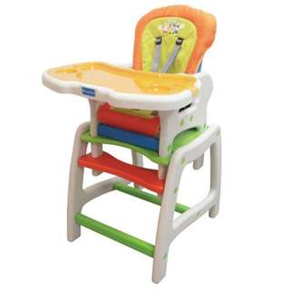 🚚 Lucky baby Hoover high chair