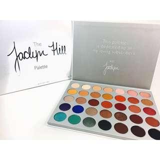🚚 Morphe X Jaclyn Hill Eyeshadow Palette