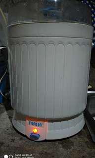 Farlin Electric Steam Sterilizer with free rack