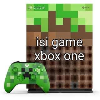 isi xbox one dan ps 4 lengkap