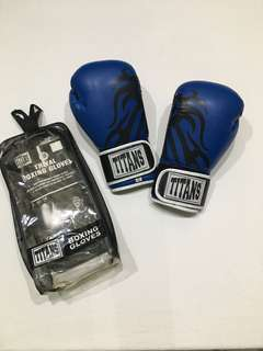 Titans trival boxing gloves