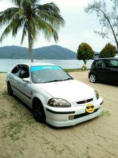 Honda ferio ek4d