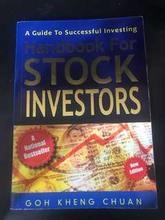 Handbook for Stock Investors