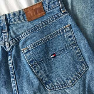 TOMMY mom jeans