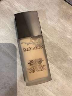 Laura Mercier Candleglow soft luminous foundation VANILLE
