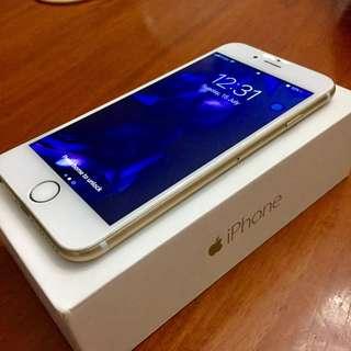 iPhone 6 64gb Factory Unlocked Gold