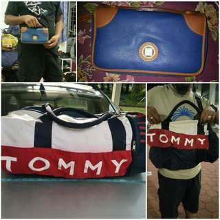 Tommy + fila