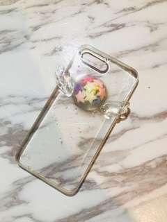 90% NEW 水晶球7/8 plus 手機殻