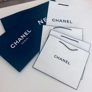 Luxurious paper bags ALL