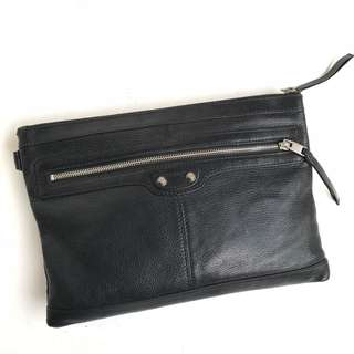 Balenciaga clutch medium (33x27cm), with dustbag