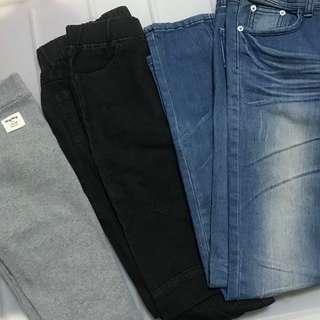 🚚 內搭褲,牛仔褲,黑褲(分開售)