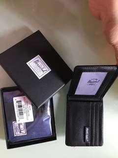 Herschel銀包深麻藍相片位$200