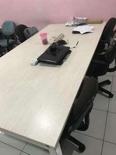 meja kantor sieben