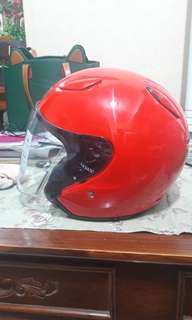 Shoei Jstream Shine Red