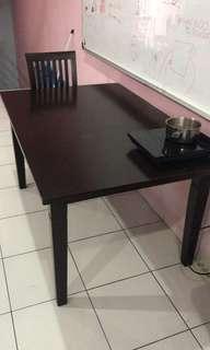 set meja makan informa