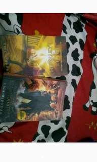 Novel Rick Riordan-2 Seri Percy Jackson