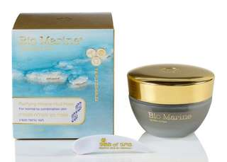 Purifying Mineral Mud Mask by Bio Marine