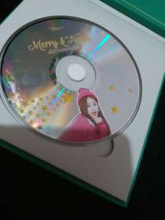 100%全新 Twice merry & Happy 子瑜 cd