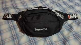 Supreme waist bag SS18 (black)