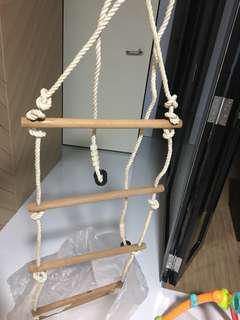 1.5m Wooden ladder (wedding decor)