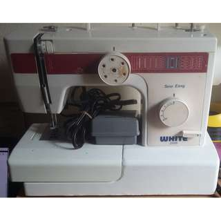 Easy Sewing Machine (White 2335)