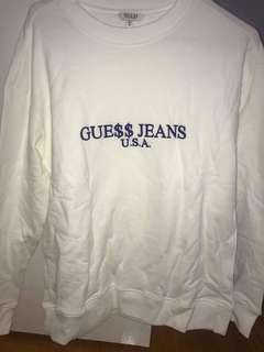 Guess Asap Crewneck Medium