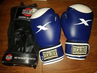 Excalibur Boxing Gloves 10 oz