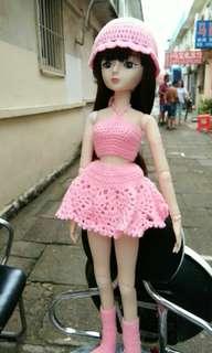 🚚 Barbie Clothes